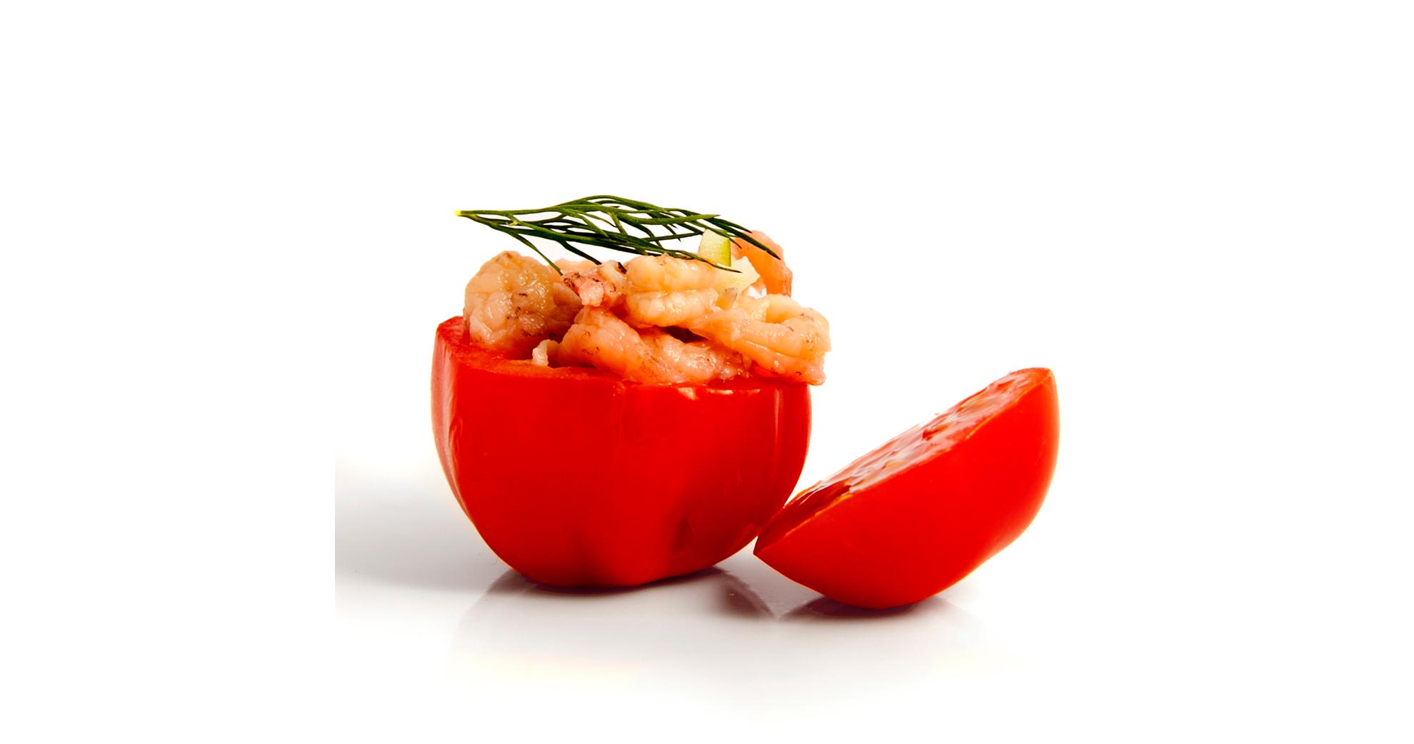 Mini tomaatje