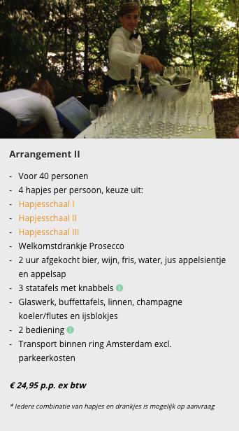 arrangement hapjes 2